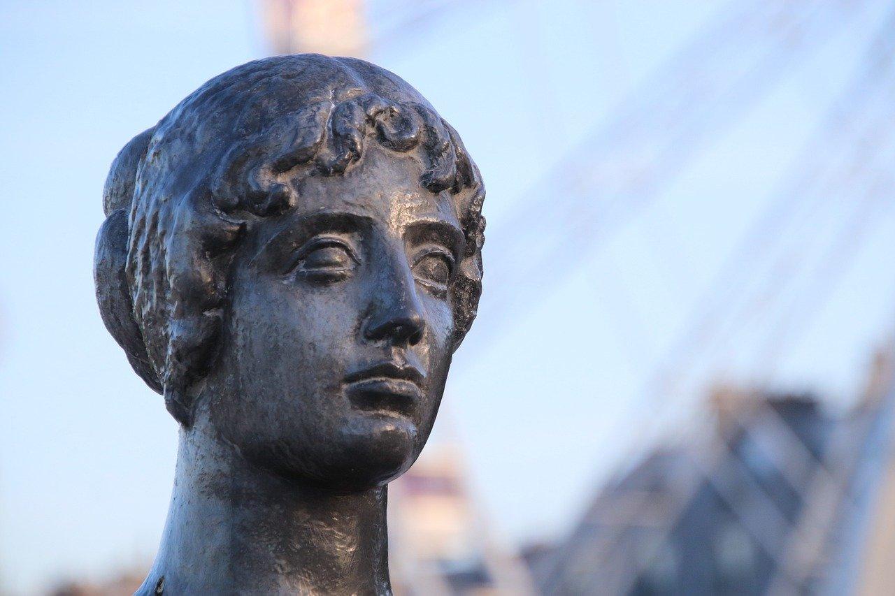 sculpture en bronze d'Aristide Maillol