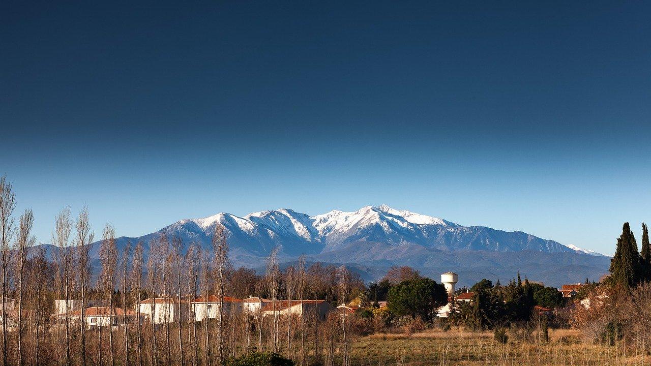 pyrenees montagne du canigou