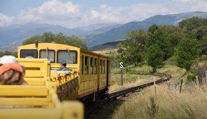 petit train jaune pyrenees
